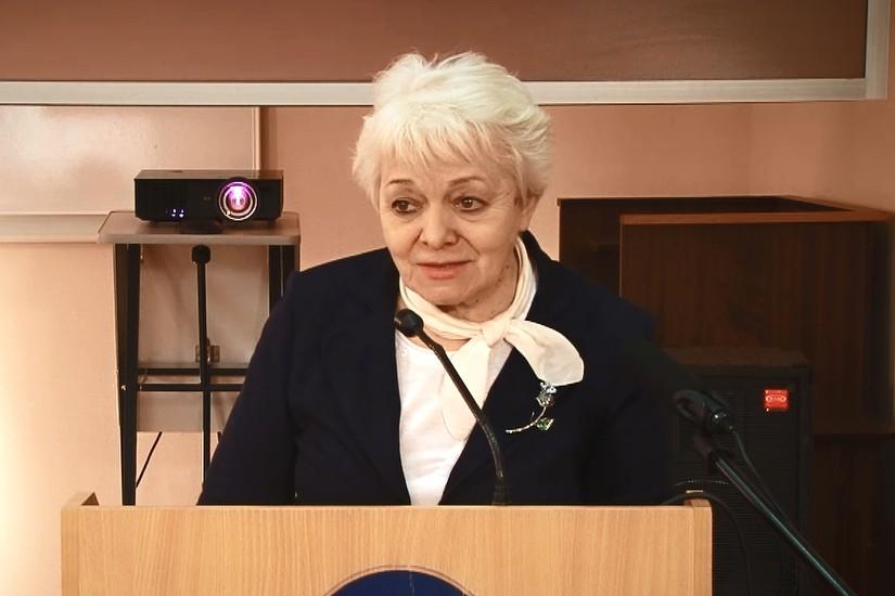 Светлана Посохова